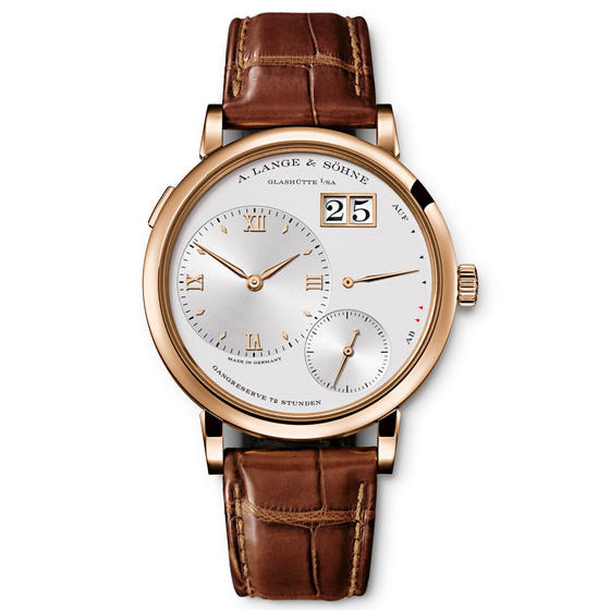 A. Lange & Sohne Grand Lange 1 40.9mm Mens Watch 117.032 Replica