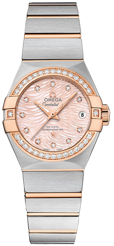 Omega Constellation Pluma Co-Axial 27 mm 123.25.27.20.57.004