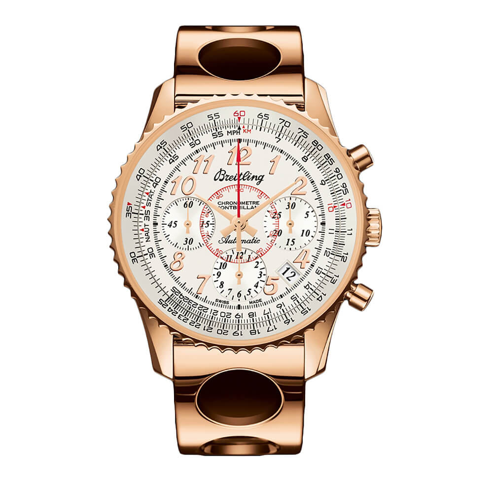 Breitling Montbrillant 01 Red Gold 40.00mm RB013012.G736.223R Watch