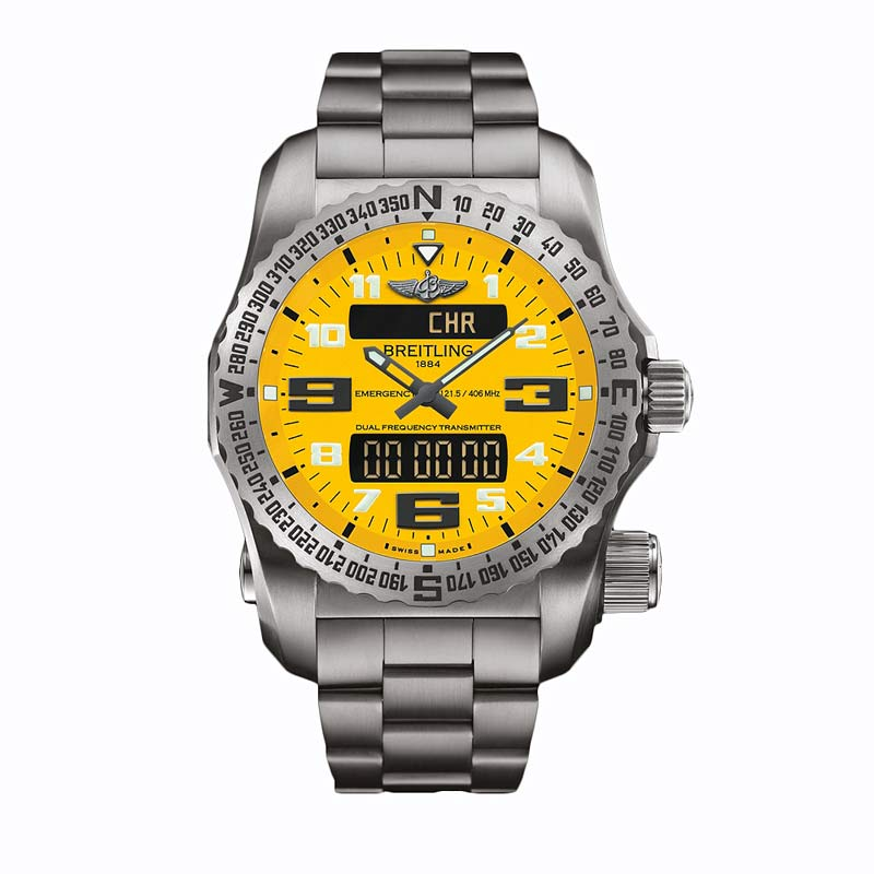 Breitling Professional Emergency 51.00 mm E76325A4/I520/159E Watch