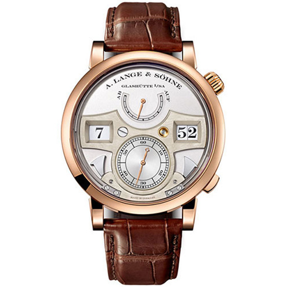 A. Lange & Sohne Zeitwerk Striking Time Watch 145.032 Replica