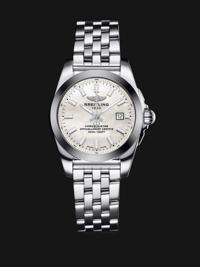 Breitling Galactic Galactic 29 W7234812/A784/791A Women's Watch