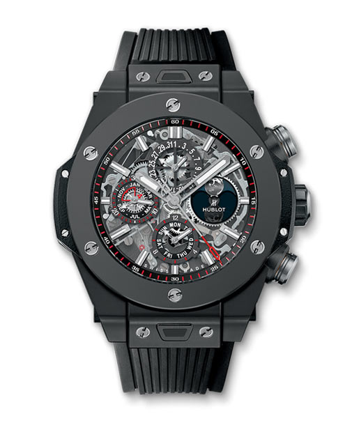 Hublot Big Bang Unico Perpetual Calendar Black Magic 406.CI.0170.RX