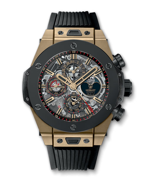 Hublot Big Bang Unico Perpetual Calendar Magic Gold Ceramic 406.MC.0138.RX