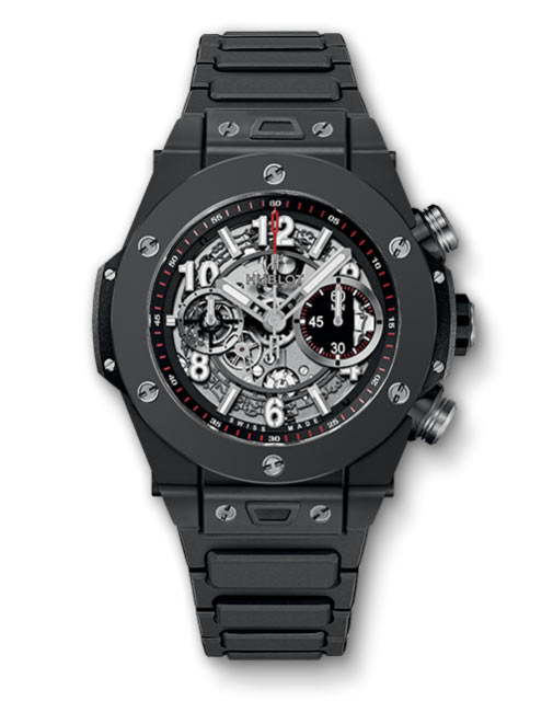 Hublot Big Bang Unico Black Magic Bracelet 411.CI.1170.CI