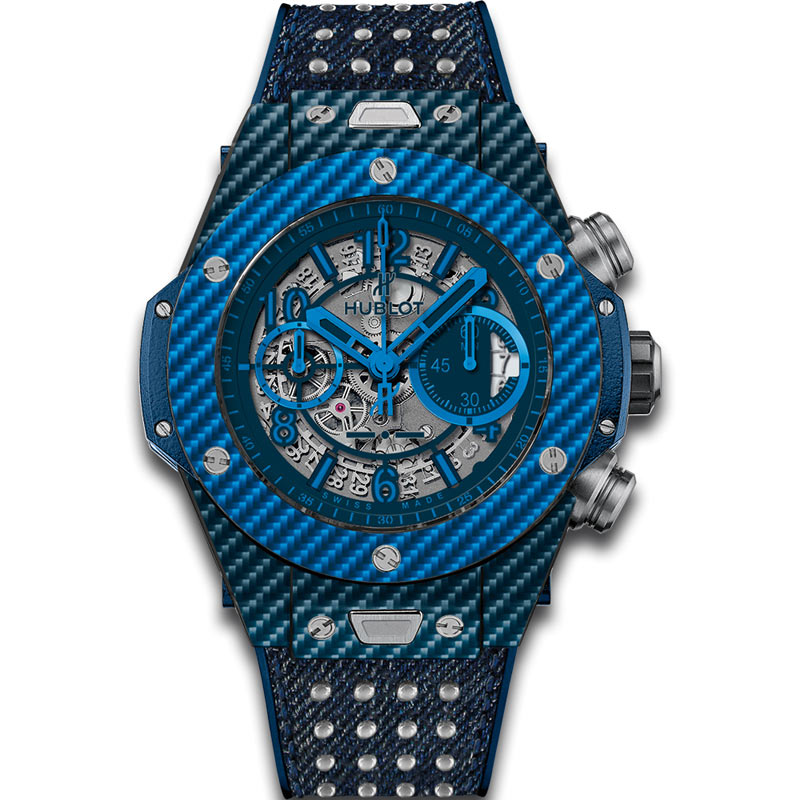 Hublot Big Bang Unico Italia Independent 411.YL.5190.NR.ITI15