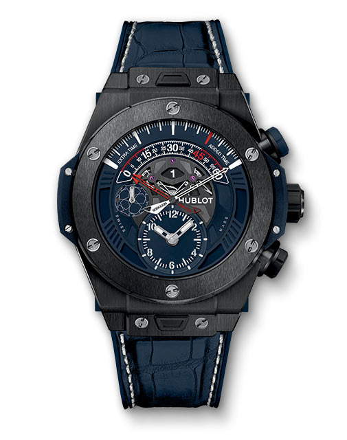 Hublot Big Bang Unico Chronograph Retrograde UEFA Champions League? 413.CX.7123.LR.UCL16