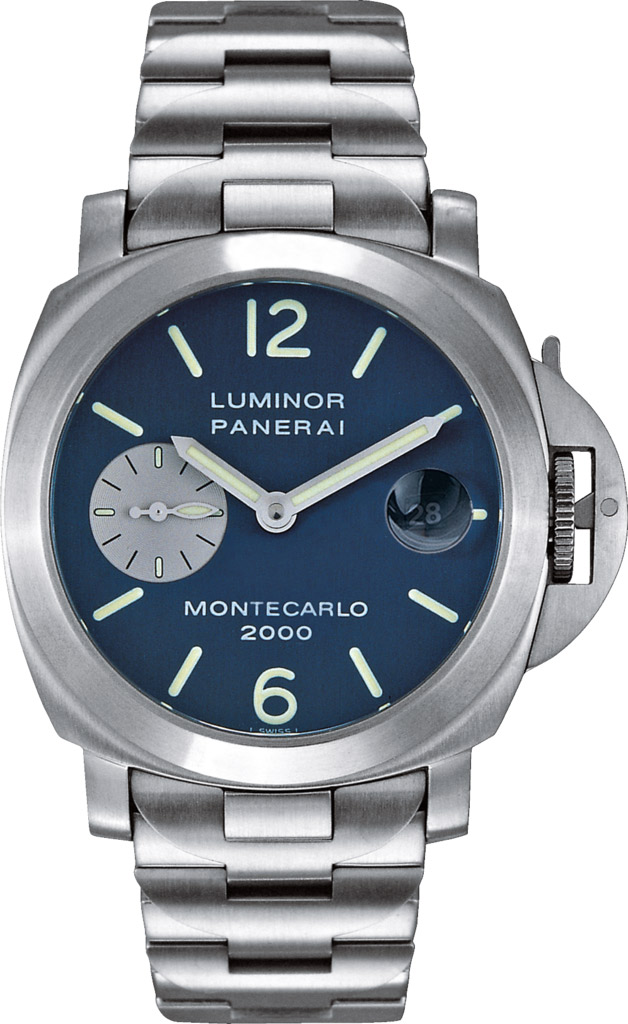 Panerai Luminor Automatic Montecarlo 2000 PAM00081