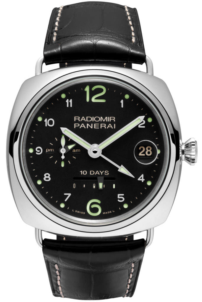 Panerai Radiomir 10 Days GMT Automatic Oro Bianco PAM00496