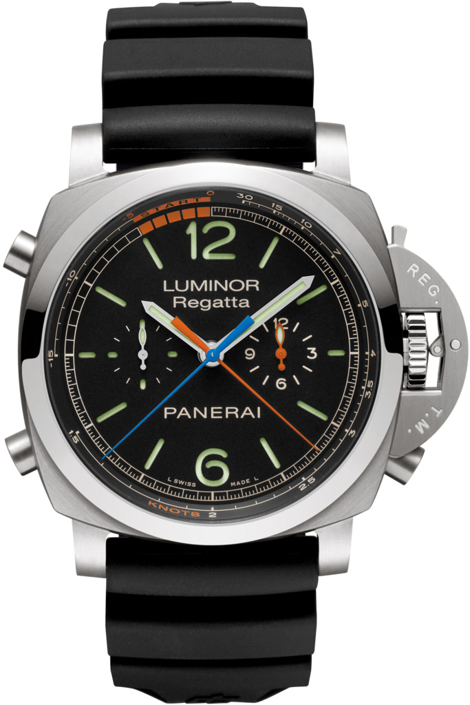 Panerai Luminor 1950 Regatta 3 Days Chrono Flyback Automatic Titanio PAM00526