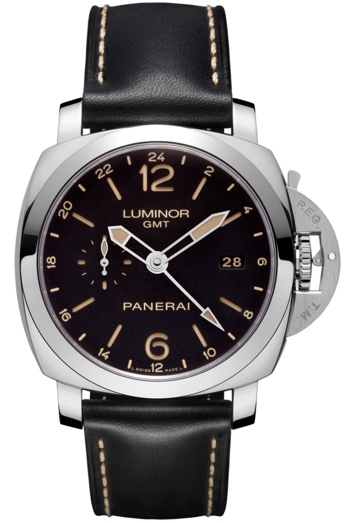 Panerai Luminor 1950 3 Days GMT 24H Automatic Acciaio PAM00531