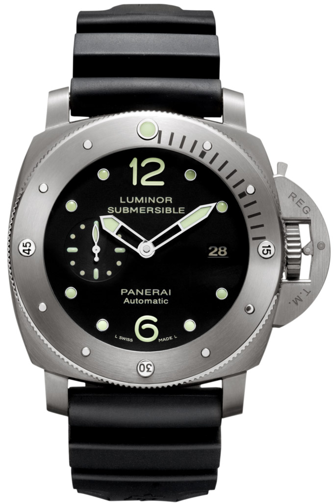 Panerai Luminor Submersible 1950 3 Days Automatic Titanio - PCYC 10 Years of Passion PAM00571