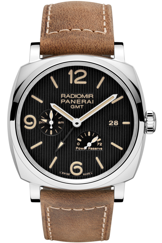 Panerai Radiomir 1940 3 Days GMT Power Reserve Automatic Acciaio PAM00658