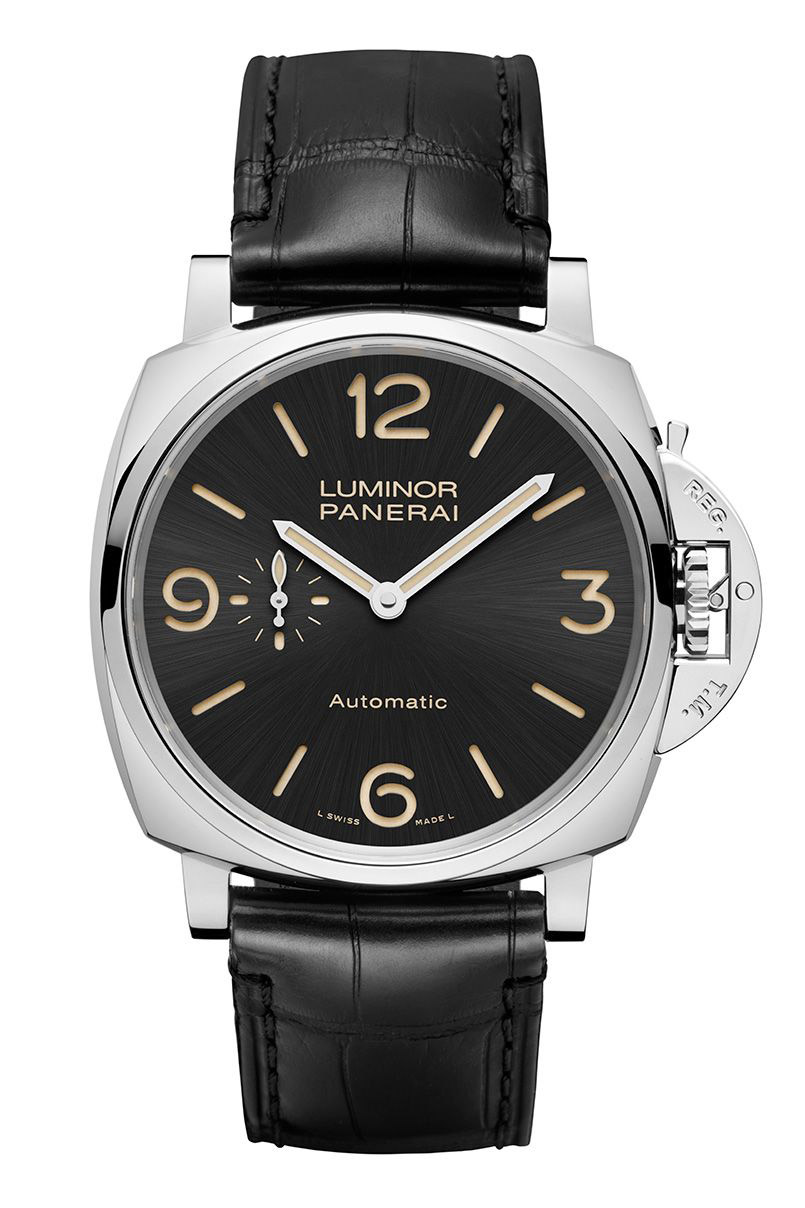 Panerai Luminor Due 3 Days Automatic Acciaio PAM00674