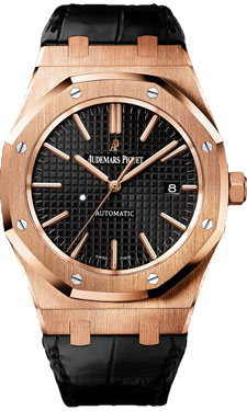 Audemars Piguet Royal Oak 41mm Pink Gold 15400OR.OO.D002CR.01
