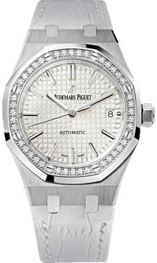 Audemars Piguet Royal Oak Lady watch 15451ST.ZZ.D011CR.01