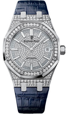 Audemars Piguet Royal Oak Lady White Gold 15452BC.ZZ.D019CR.01