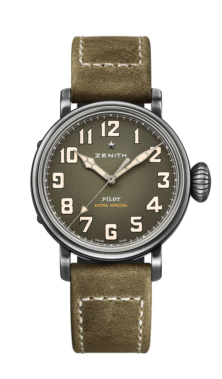 Zenith PILOT Type 20 40mm 11.1943.679/63.C800