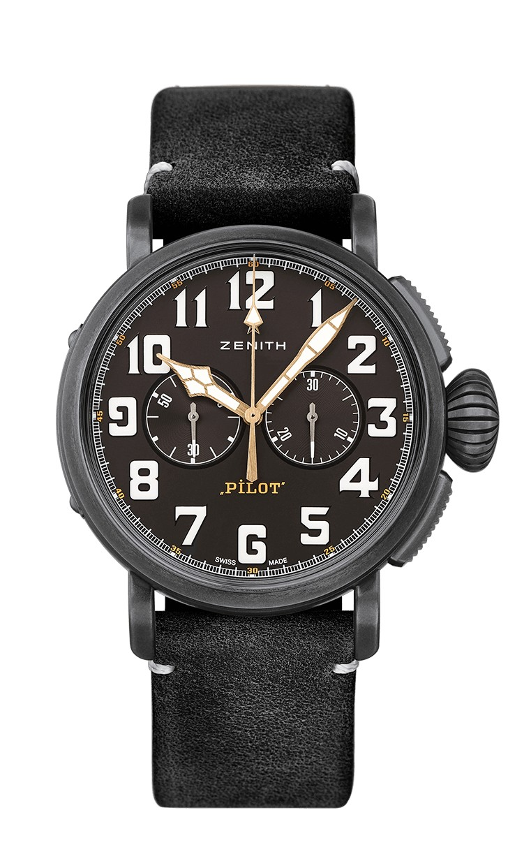 Zenith PILOT Type 20 Chronograph Ton-Up 45mm 11.2432.4069/21.C900