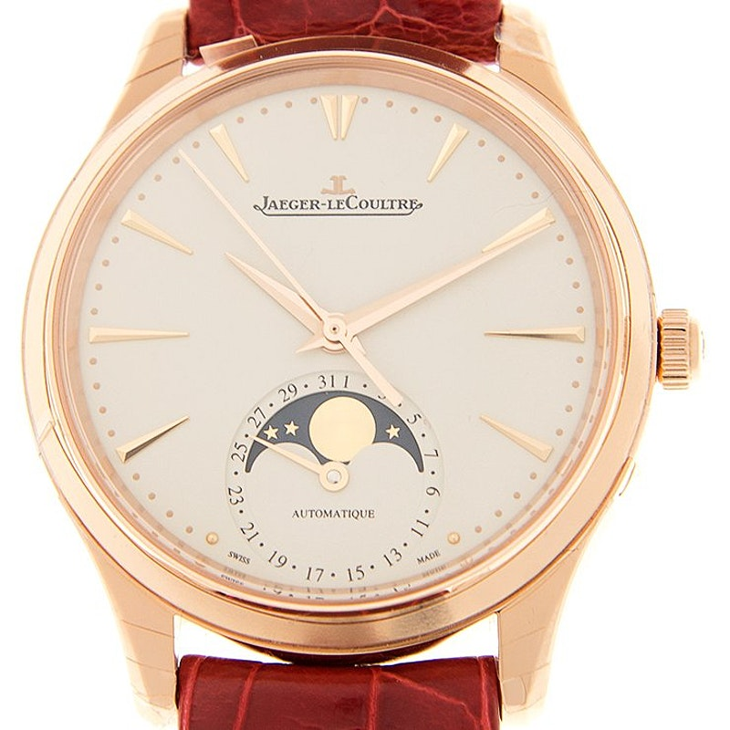 Jaeger LeCoultre Master Ultra Thin Moon 34mm Ladies Watch Replica