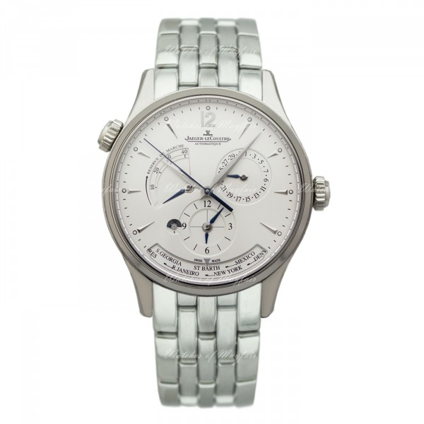 Jaeger-LeCoultre 1428121 Master Geographic Replica