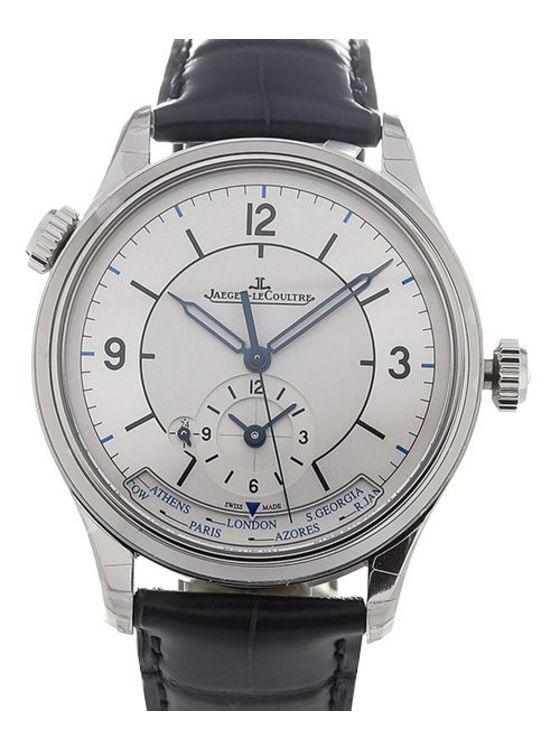 Jaeger LeCoultre Master Geographic 39mm Mens Watch Replica - Click Image to Close