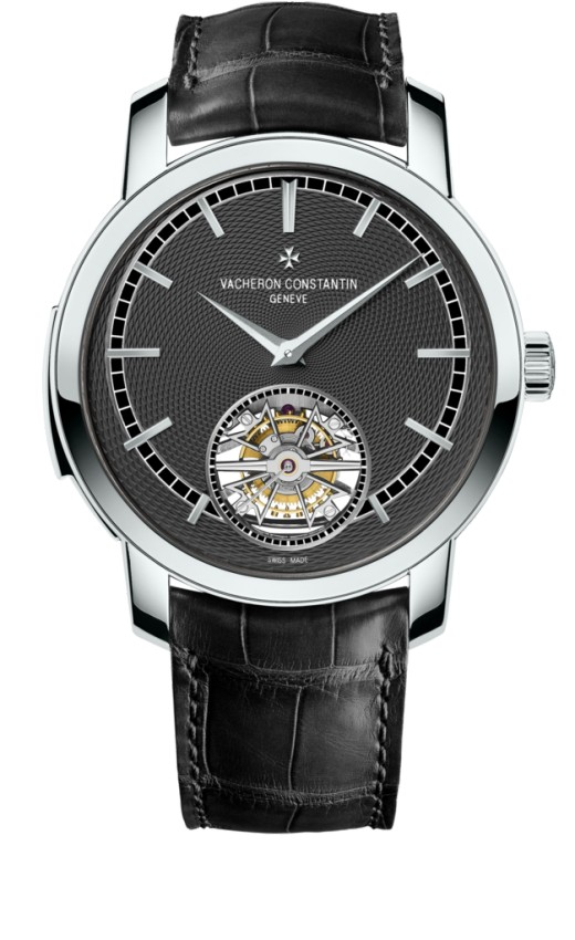 Vacheron Constantin Traditionnelle minute repeater tourbillon 6500T/000P-B100 Replica