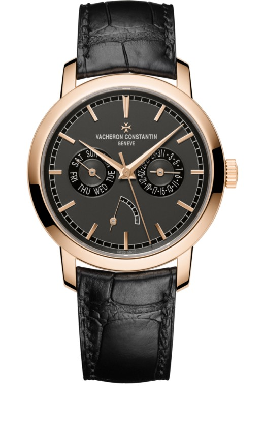 Vacheron Constantin Traditionnelle day-date and power reserve 85290/000R-B405 Replica