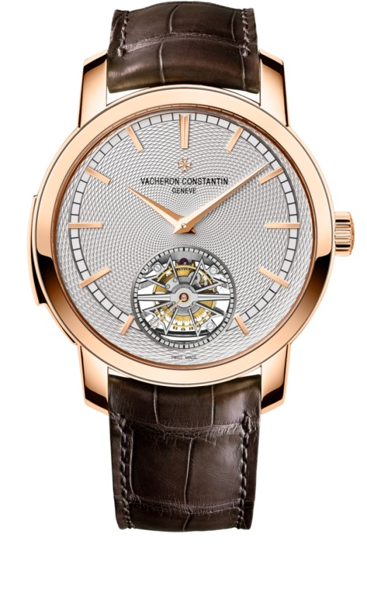 Vacheron Constantin Traditionnelle minute repeater tourbillon 6500T/000R-B324 Replica