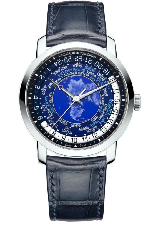 Vacheron Constantin Traditionnelle world time 86060/000P-9772 Replica