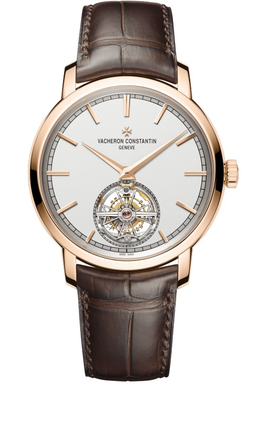 Vacheron Constantin Traditionnelle tourbillon 6000T/000R-B346 Replica