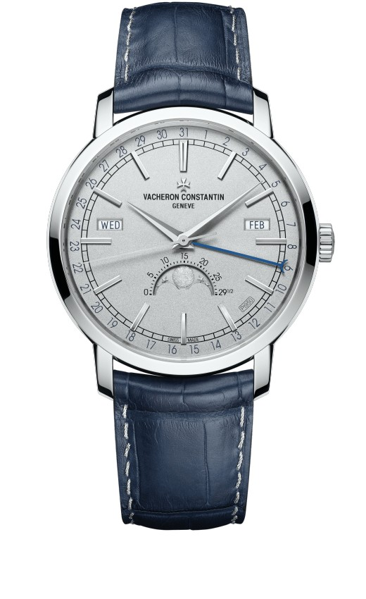 Vacheron Constantin Traditionnelle complete calendar Collection Excellence Platine 4010T/000P-B345 Replica