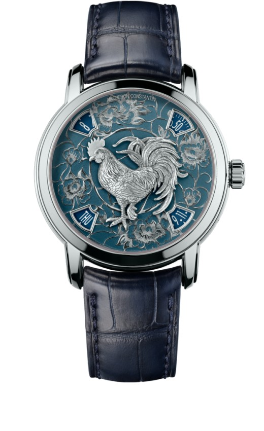Vacheron Constantin Metiers dArt The legend of the Chinese zodiac Year of the rooster 86073/000P-B154 Replica