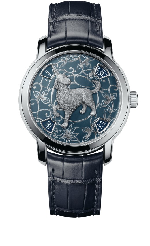 Vacheron Constantin Metiers dArt The legend of the Chinese zodiac Year of the dog 86073/000P-B257 Replica