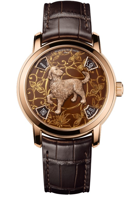 Vacheron Constantin Metiers dArt The legend of the Chinese zodiac Year of the dog 86073/000R-B256 Replica