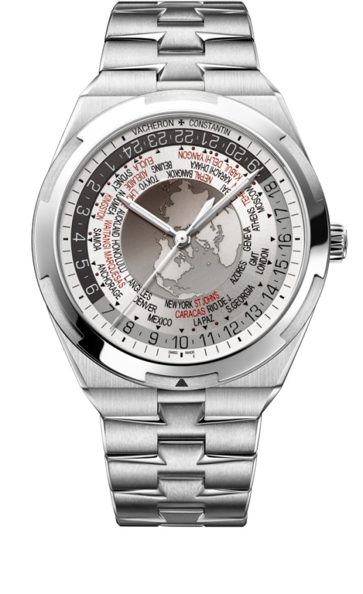 Vacheron Constantin Overseas world time 7700V/110A-B129 Replica