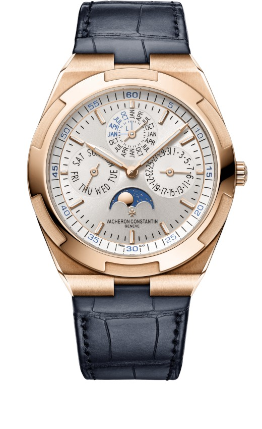 Buy Vacheron Constantin Overseas 18K 5N Pink Gold Replica Watches online