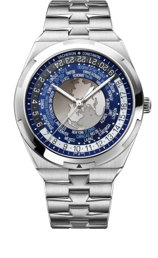 Vacheron Constantin Overseas world time 7700V/110A-B172 Replica