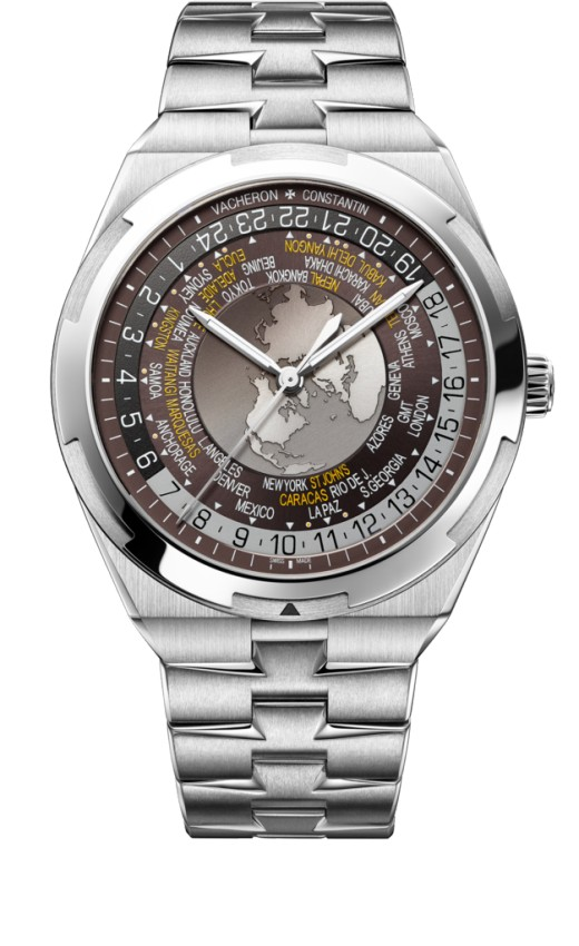 Vacheron Constantin Overseas world time 7700V/110A-B176 Replica
