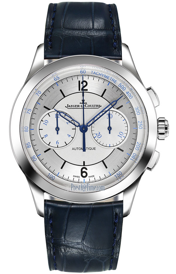 Jaeger LeCoultre Master Automatic Chronograph Mens Watch Replica