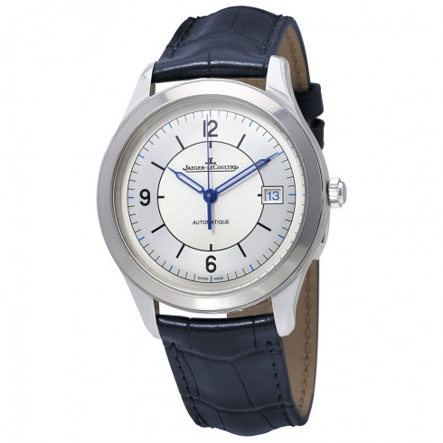 Jaeger LeCoultre Master Control Silver Dial Automatic Mens Watch Replica