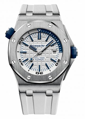 Audemars Piguet Royal Oak Offshore Diver Stainless Steel Watch Replica
