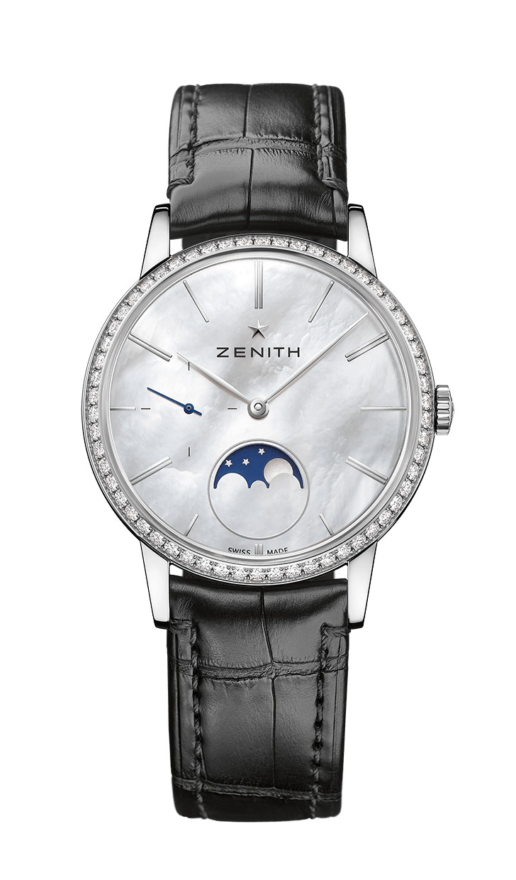 Zenith ELITE Lady Moonphase 36mm 16.2320.692/80.C714