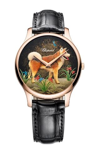 Chopard L.U.C XP Urushi 18-Carat Rose Gold Limited Edition Replica