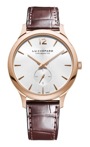 Chopard L.U.C XPS 18k Rose Gold Watch Replica