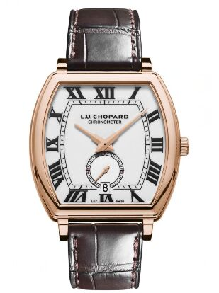 Chopard L.U.C Heritage Grand Cru Tonneau Chronometer Replica