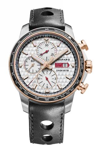 Chopard 2017 Race Edition 18-Carat Rose Gold And Stainless Steel Limited Edition Replica