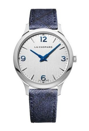 Chopard L.U.C XPS Stainless Steel Mens Watch Replica