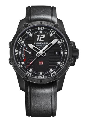 Chopard Superfast Power Control Porsche 919 HF Edition Titanium Limited Edition Replica