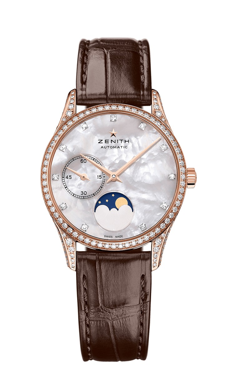 Zenith ELITE Lady Moonphase 33mm 22.2312.692/81.C713